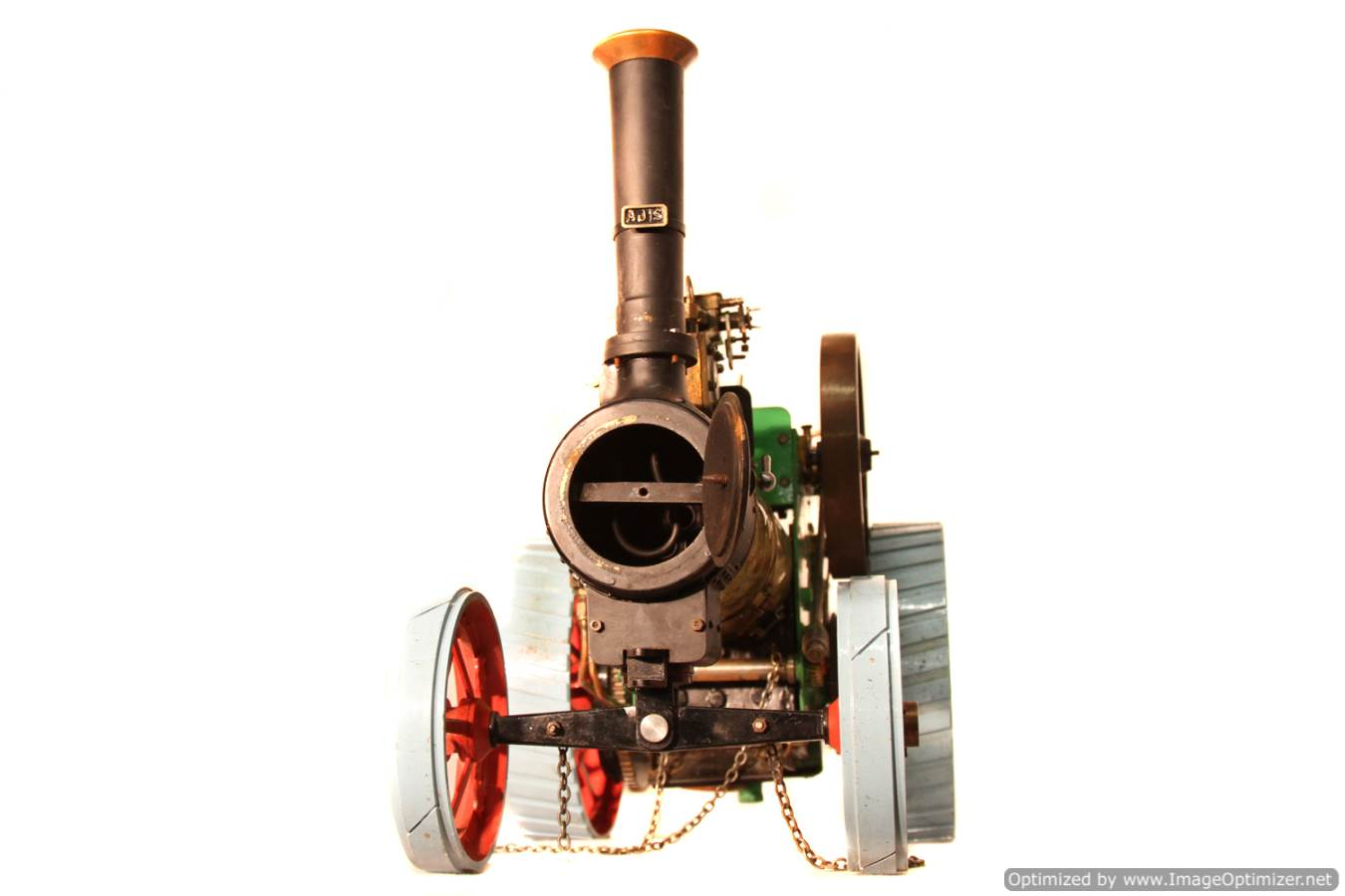 test Minnie live steam traction engine for sale 14 Optimized