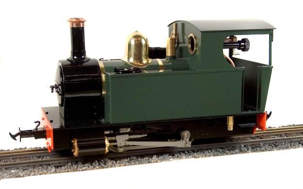test Ragleth LiveSteam Garden Rail locomotive for sale 02-Optimized