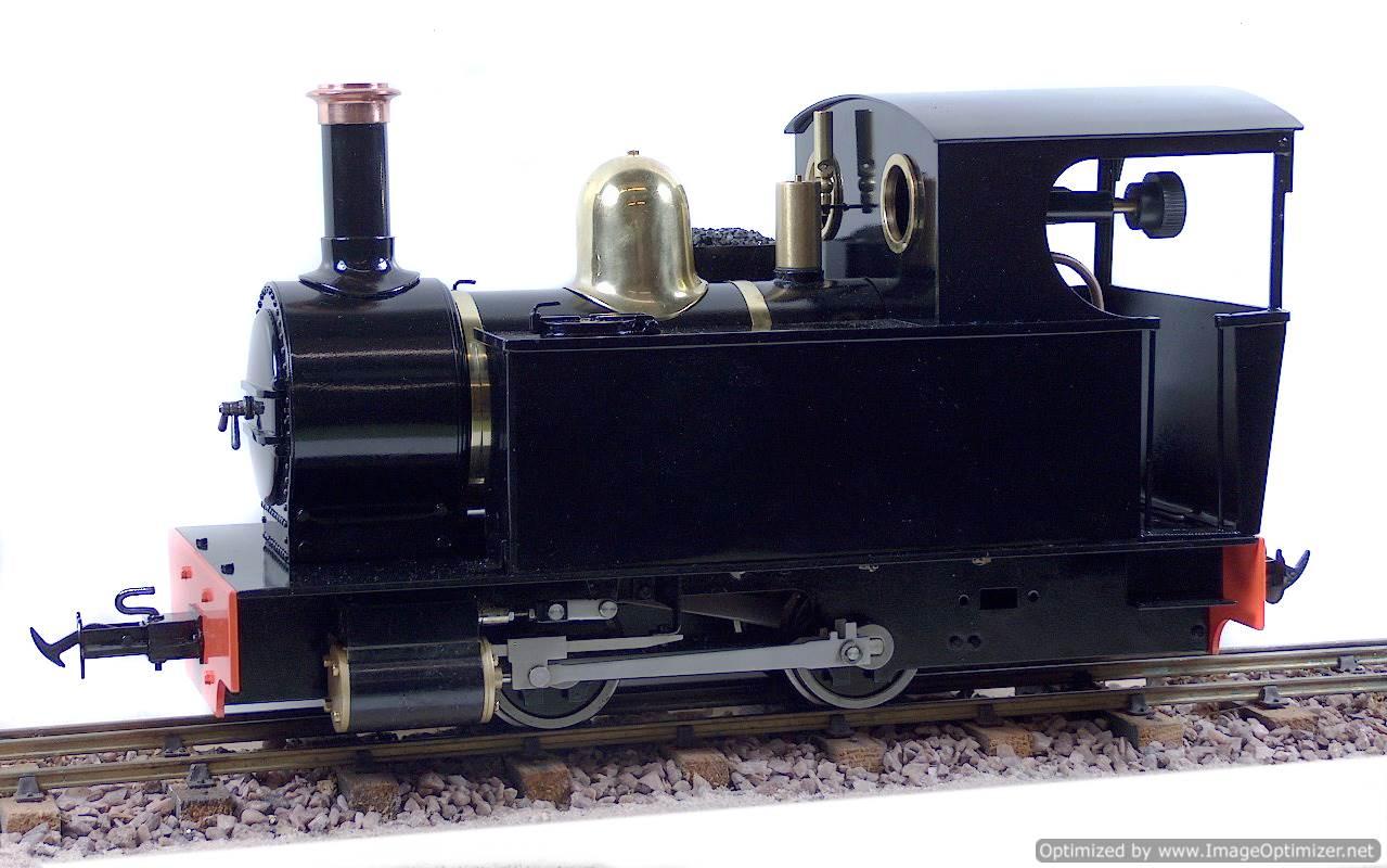 test Ragleth LiveSteam Garden Rail locomotive for sale 07-Optimized