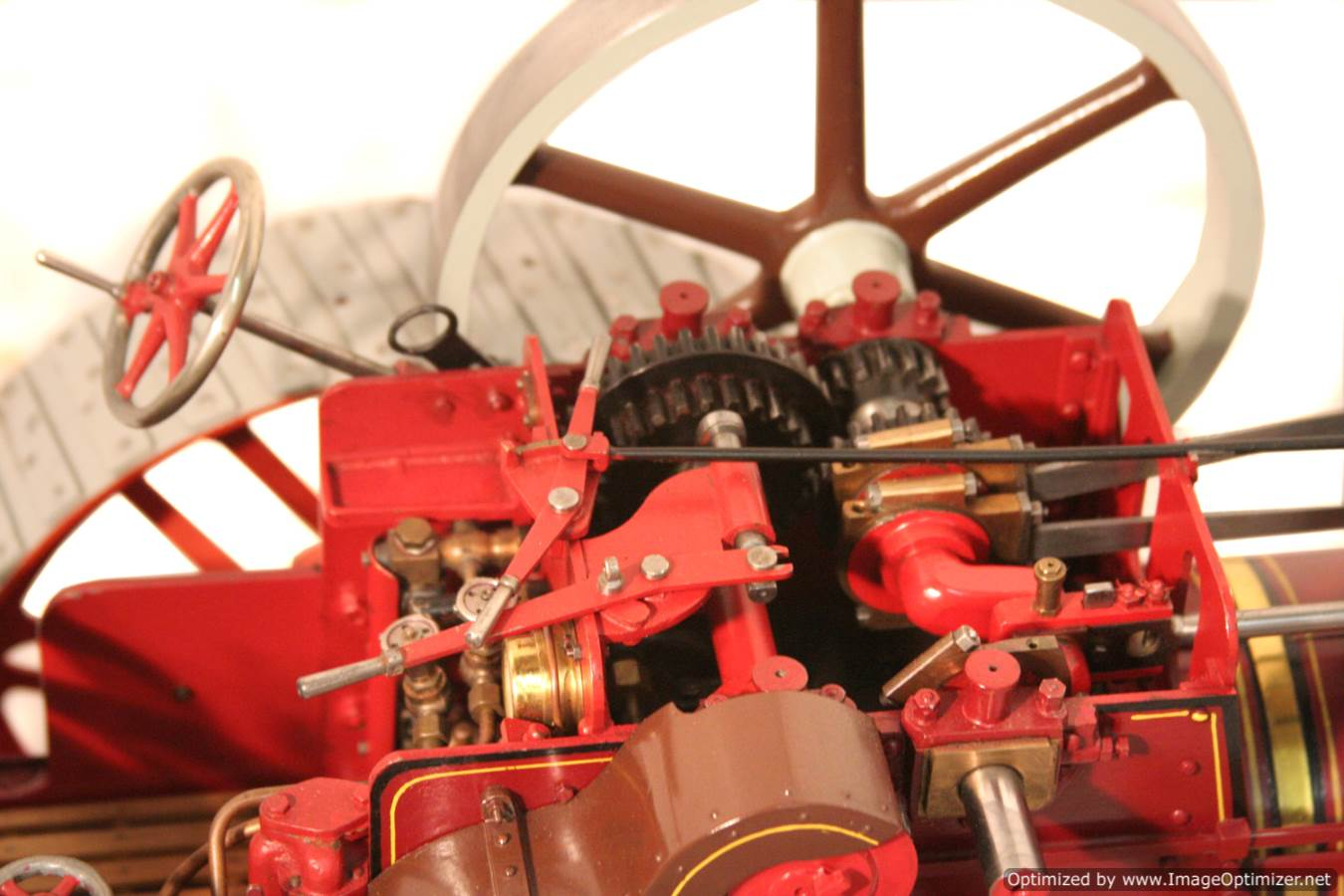 test Royal Chester Alchin Traction Engine for sale 05 Optimized