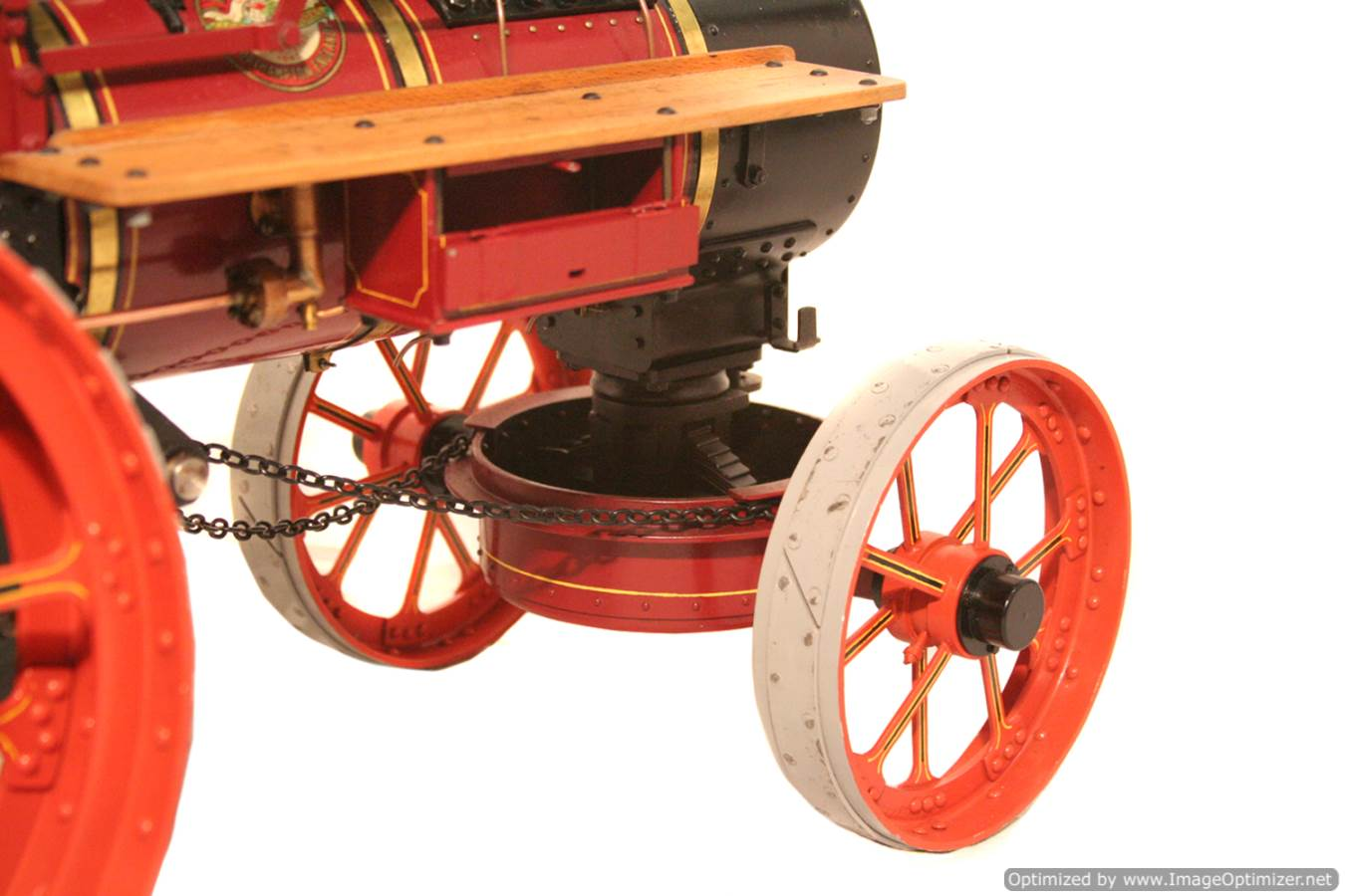 test Royal Chester Alchin Traction Engine for sale 13 Optimized