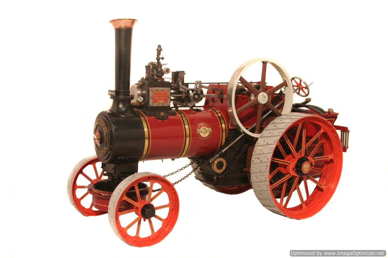 test Royal Chester Alchin Traction Engine for sale 15 Optimized
