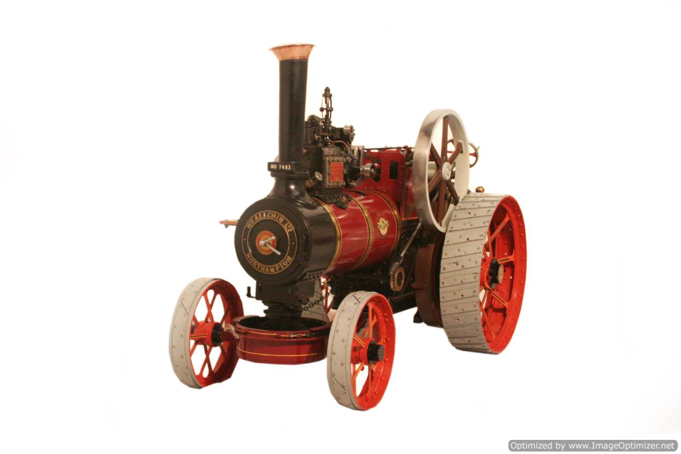 test Royal Chester Alchin Traction Engine for sale 16 Optimized