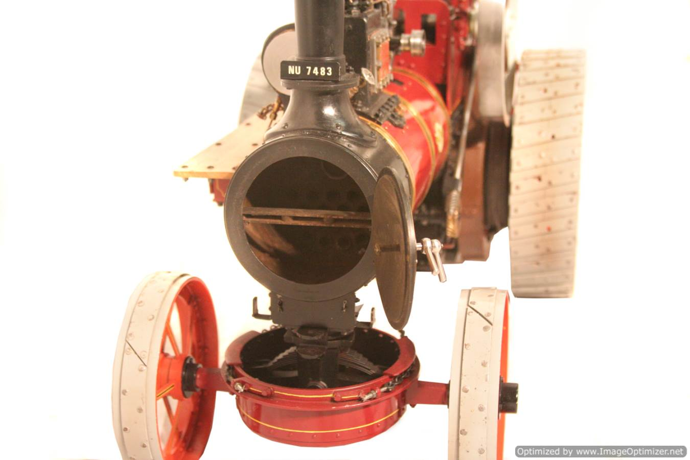 test Royal Chester Alchin Traction Engine for sale 17 Optimized
