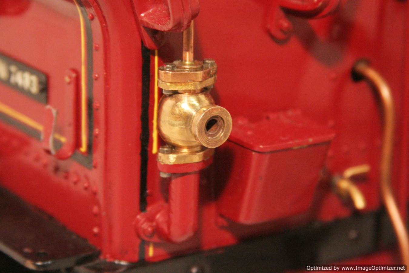 test Royal Chester Alchin Traction Engine for sale 18 Optimized