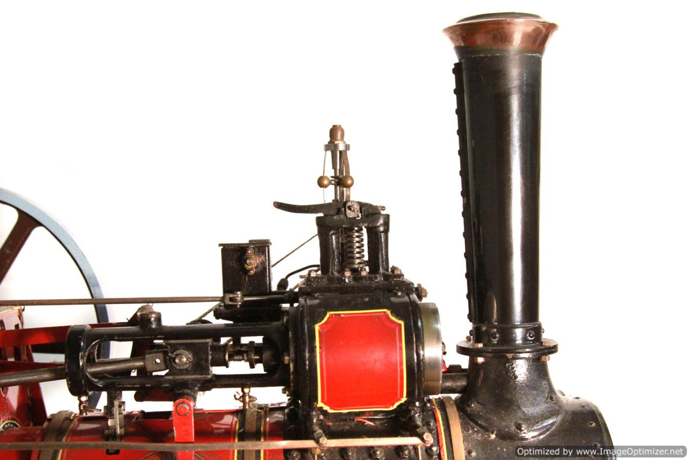 test Alchin Royal Chester live steam traction engine for sale 13 Optimized