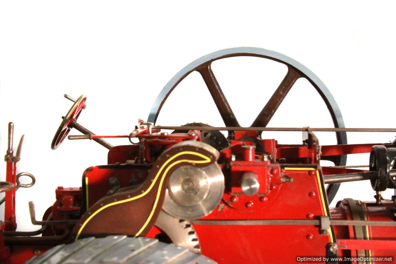 test Alchin Royal Chester live steam traction engine for sale 14 Optimized