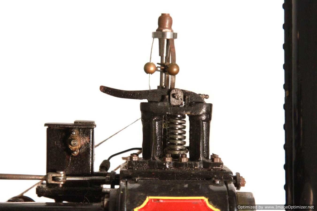 test Alchin Royal Chester live steam traction engine for sale 15 Optimized