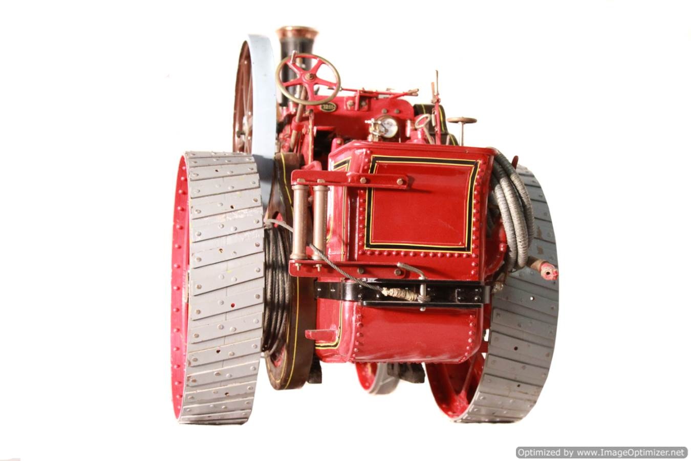 test Alchin Royal Chester live steam traction engine for sale 18 Optimized