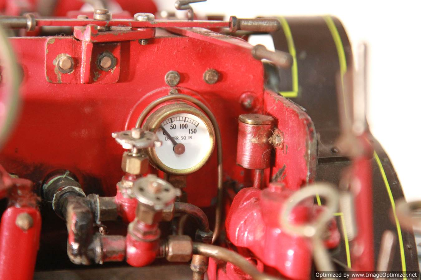 test Alchin Royal Chester live steam traction engine for sale 20 Optimized