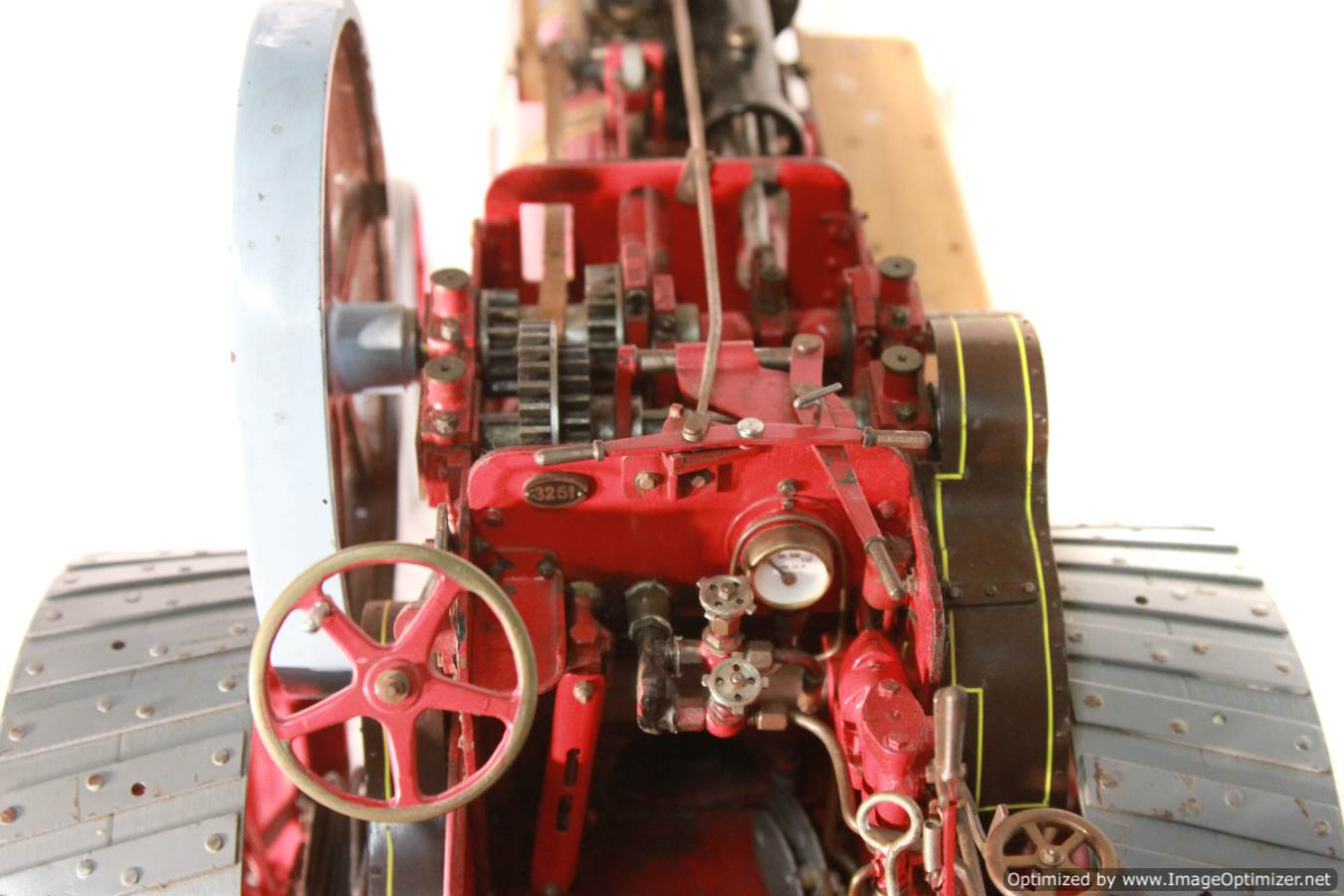 test Alchin Royal Chester live steam traction engine for sale 21 Optimized