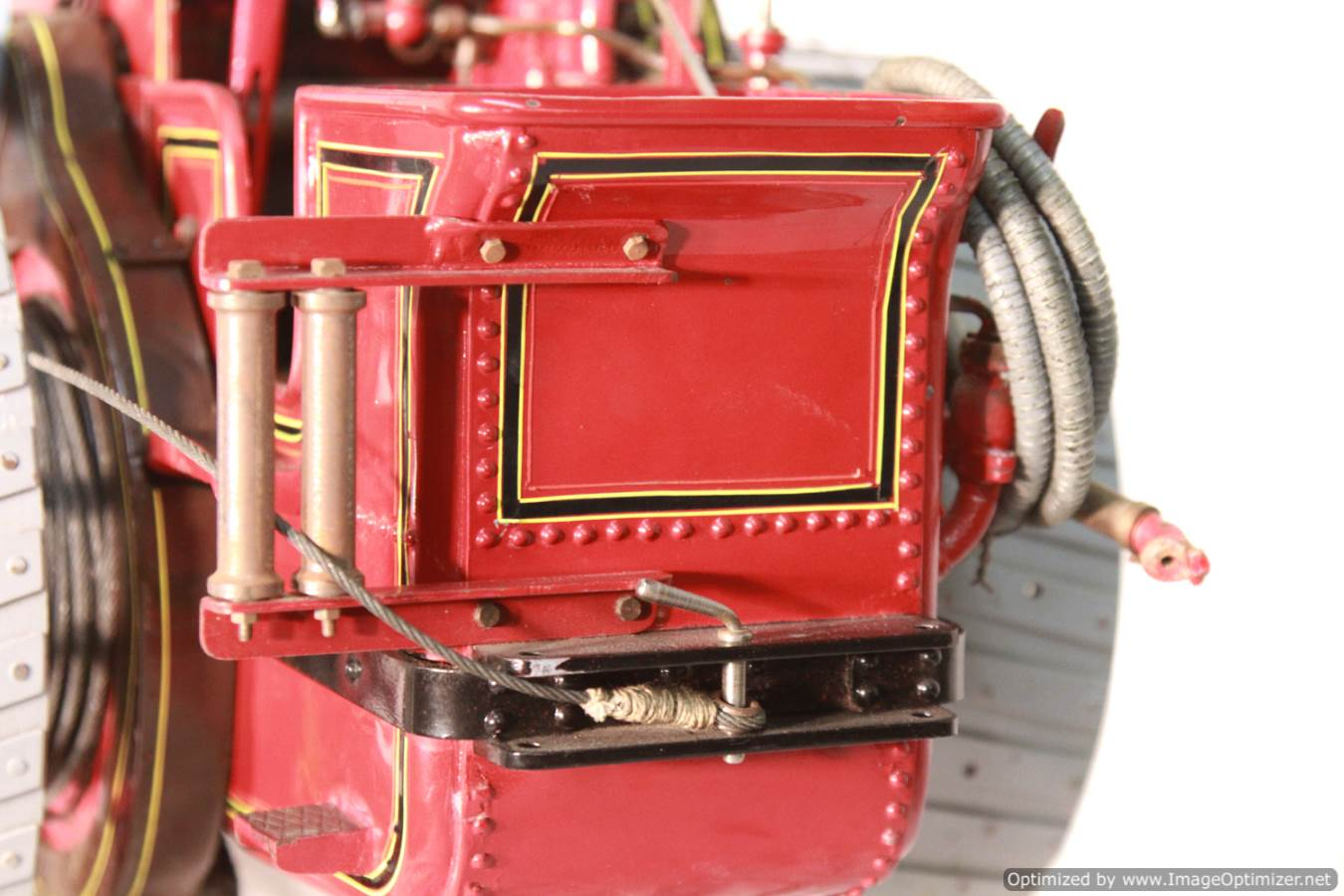 test Alchin Royal Chester live steam traction engine for sale 22 Optimized