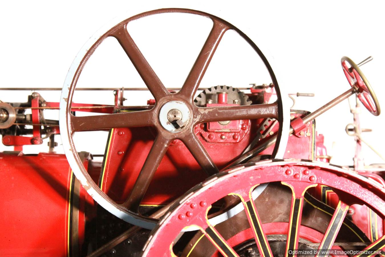 test Alchin Royal Chester live steam traction engine for sale 23 Optimized