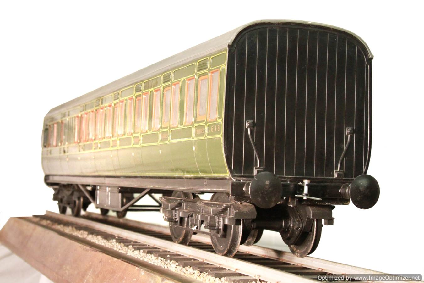 test Aristocraft live steam wagon for sale 01 Optimized