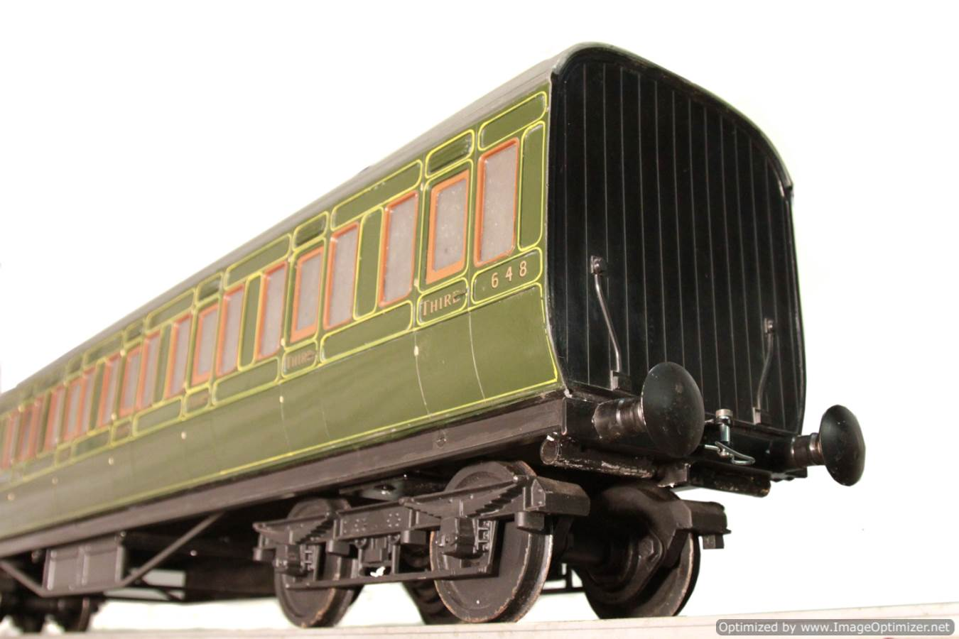 test Aristocraft live steam wagon for sale 02 Optimized
