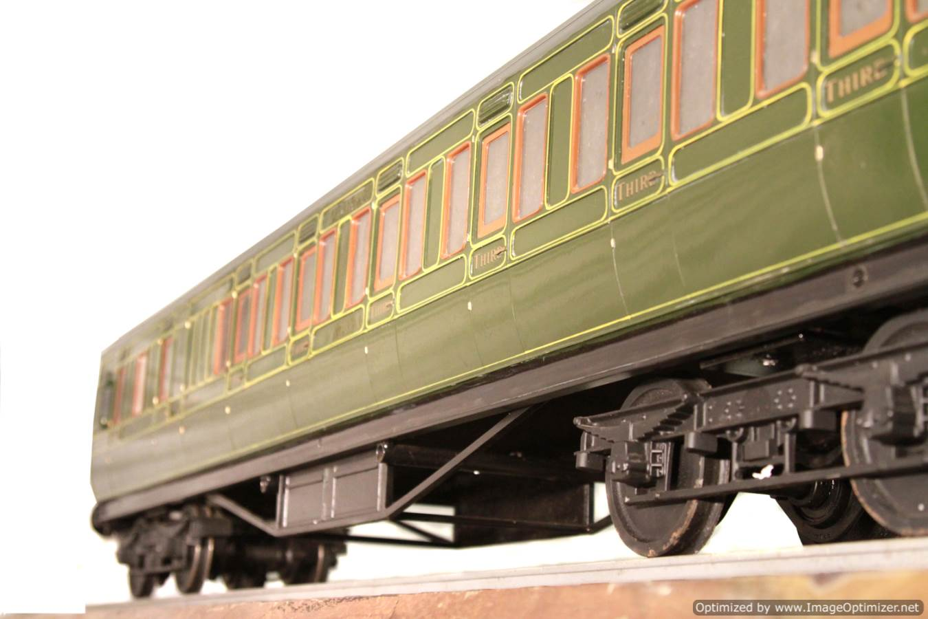 test Aristocraft live steam wagon for sale 03 Optimized