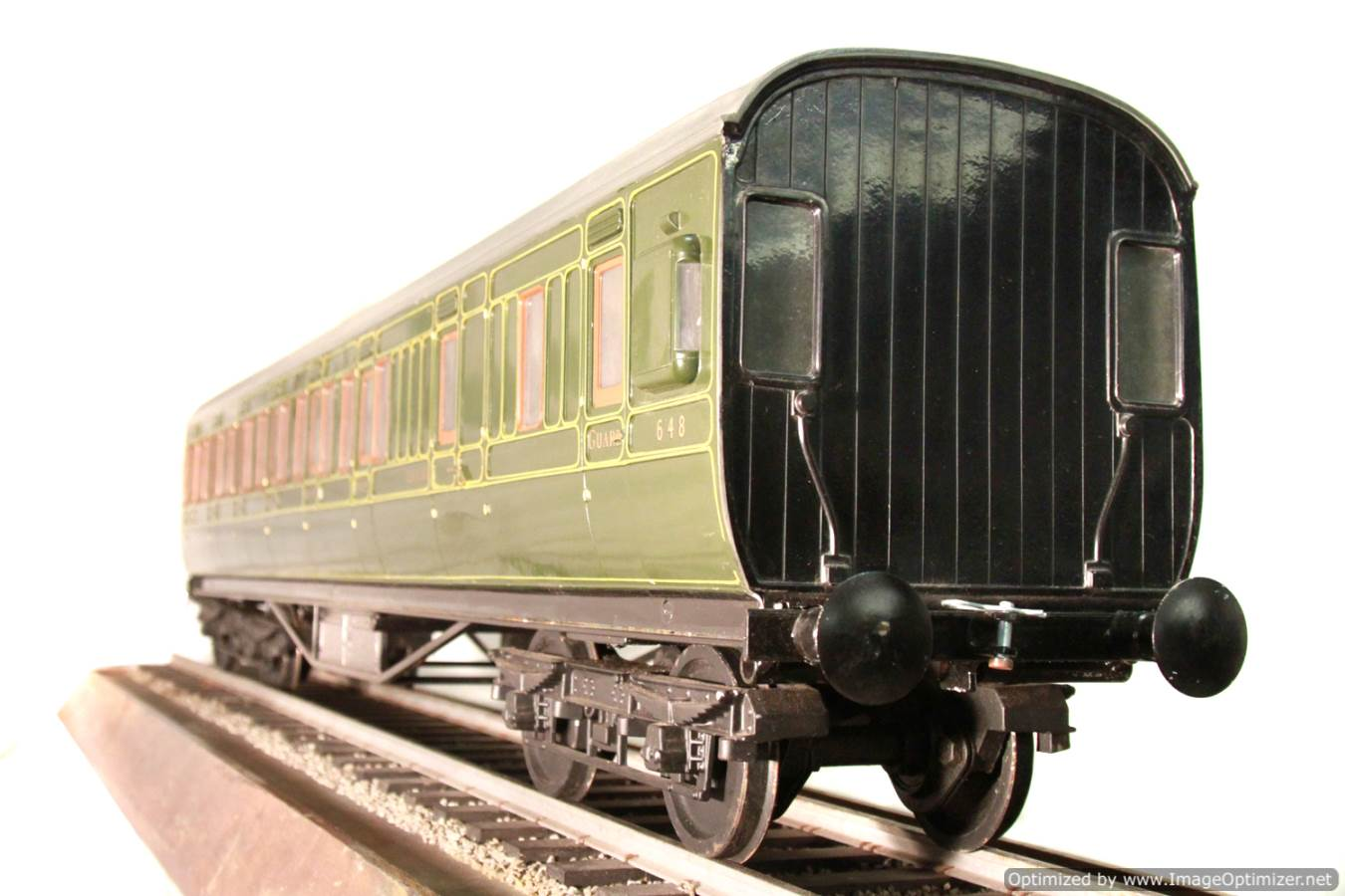 test Aristocraft live steam wagon for sale 10 Optimized