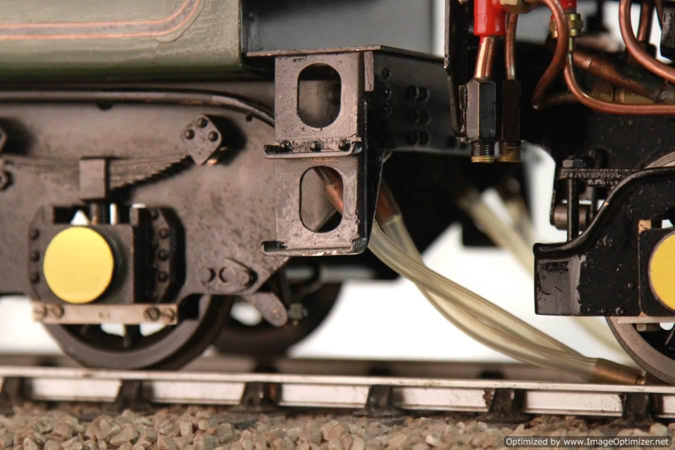 test BR Britannia live steam locomotive for sale 07 Optimized