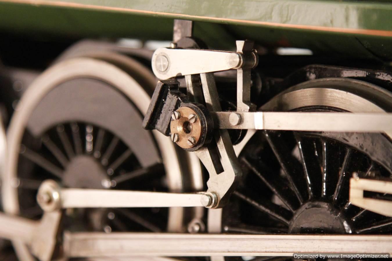 test BR Britannia live steam locomotive for sale 10 Optimized