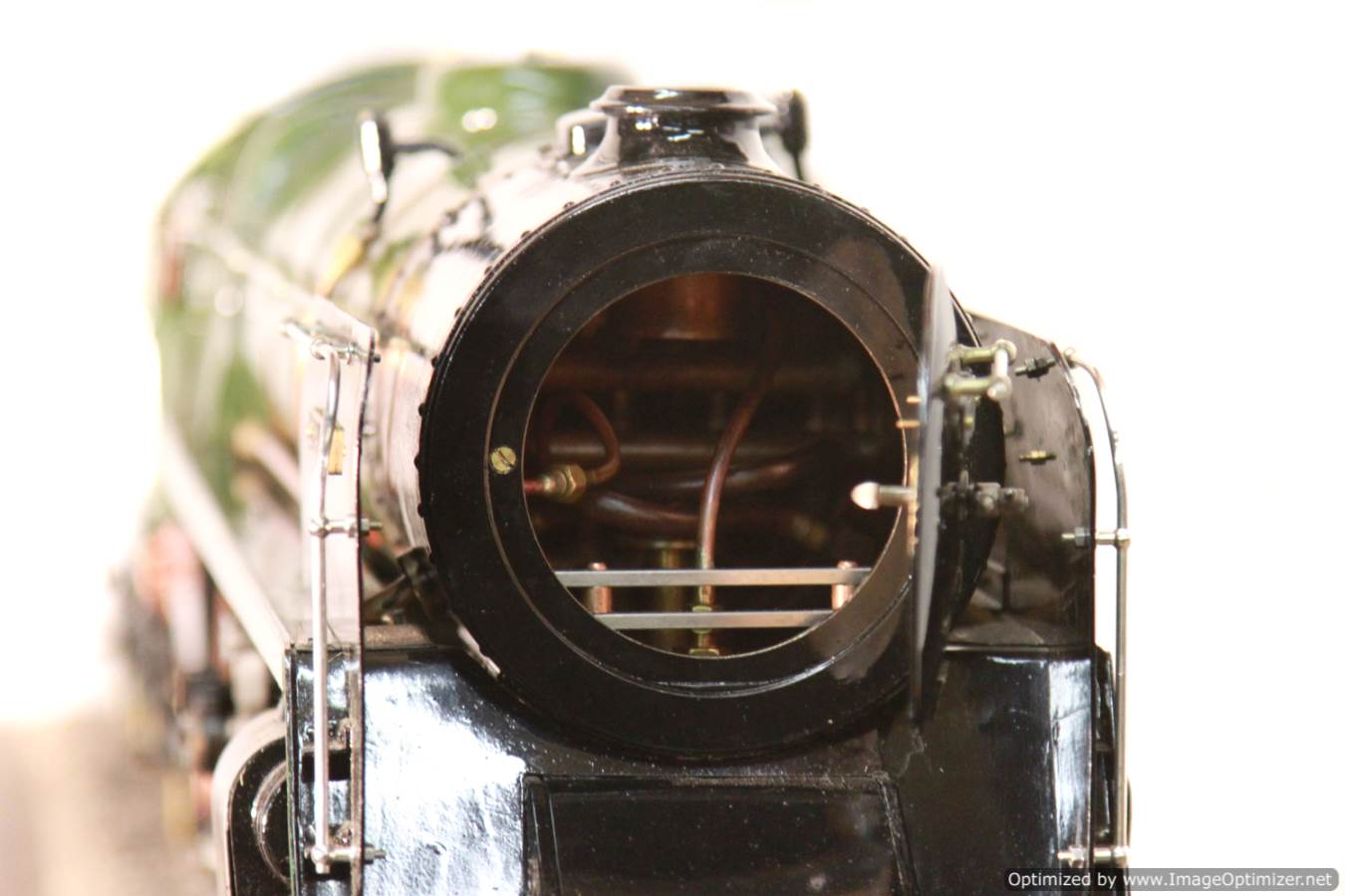 test BR Britannia live steam locomotive for sale 11 Optimized