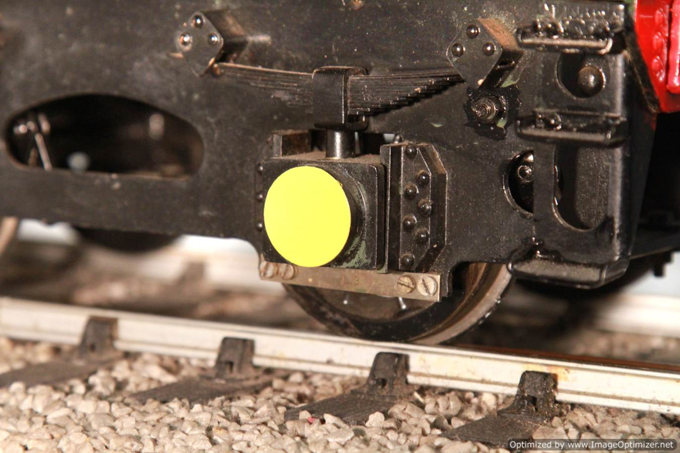 test BR Britannia live steam locomotive for sale 15 Optimized
