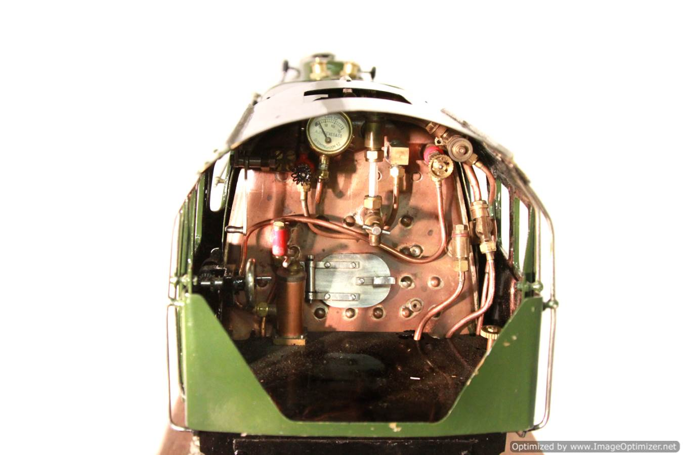test BR Britannia live steam locomotive for sale 16 Optimized