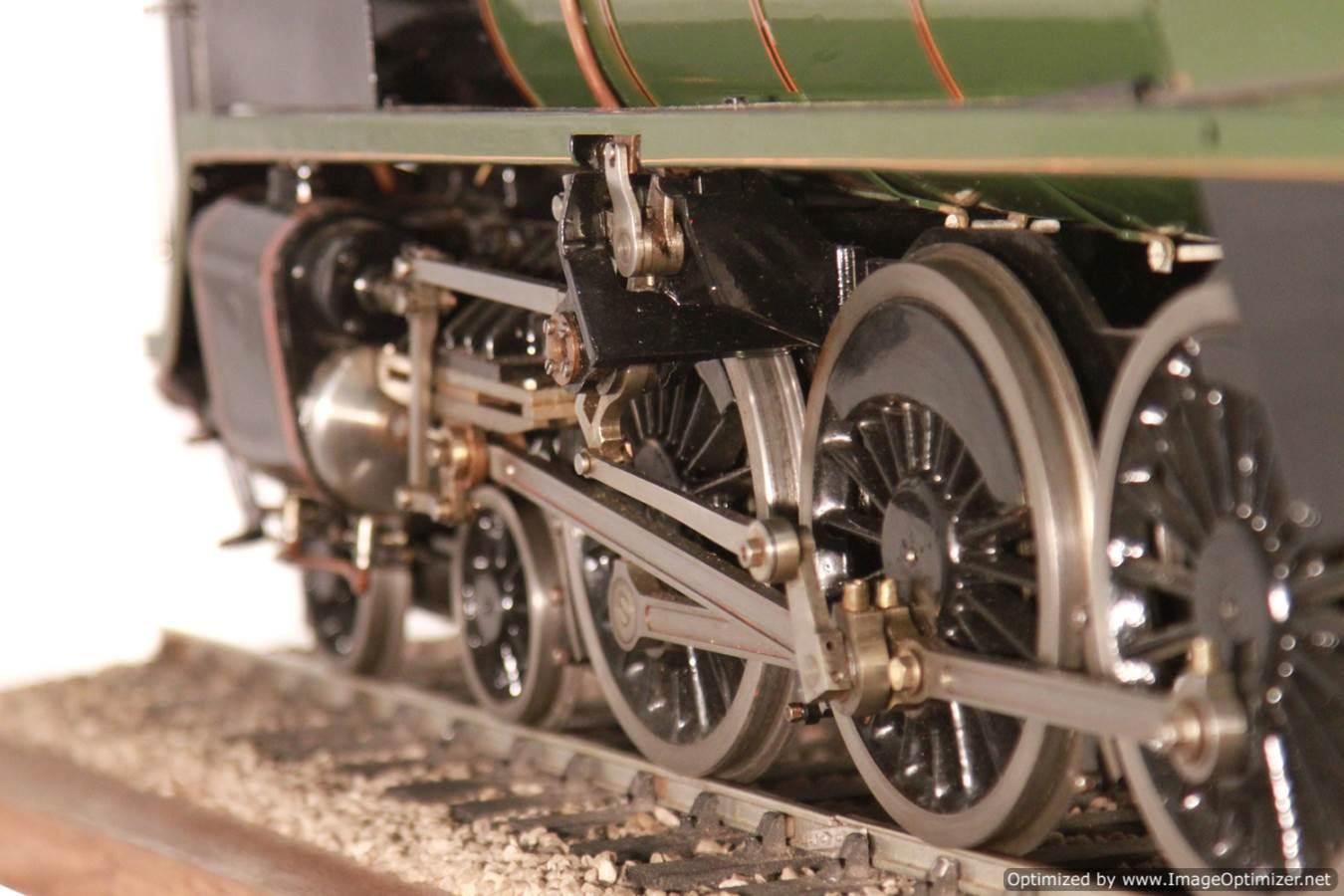 test BR Britannia live steam locomotive for sale 17 Optimized