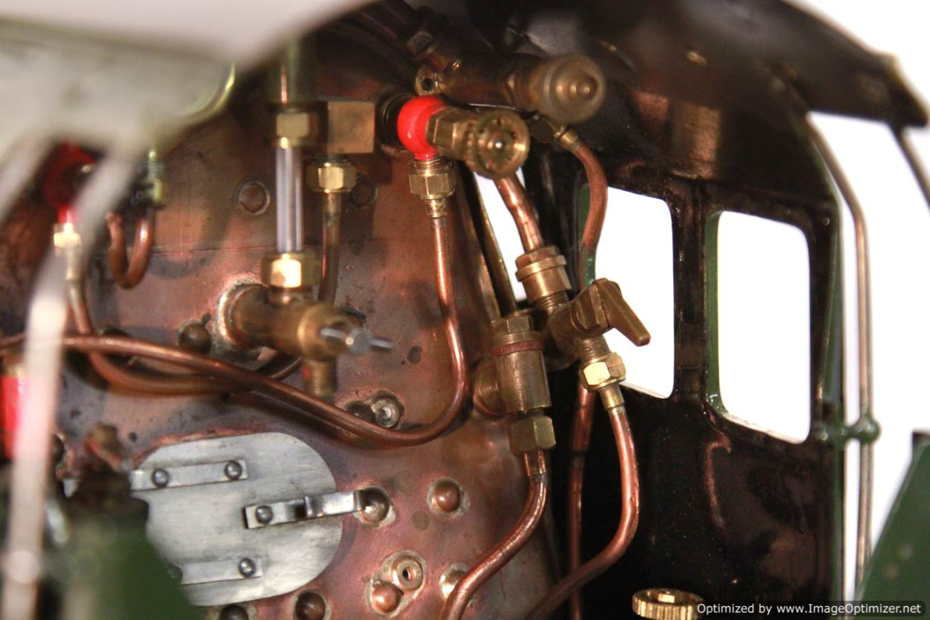 test BR Britannia live steam locomotive for sale 23 Optimized