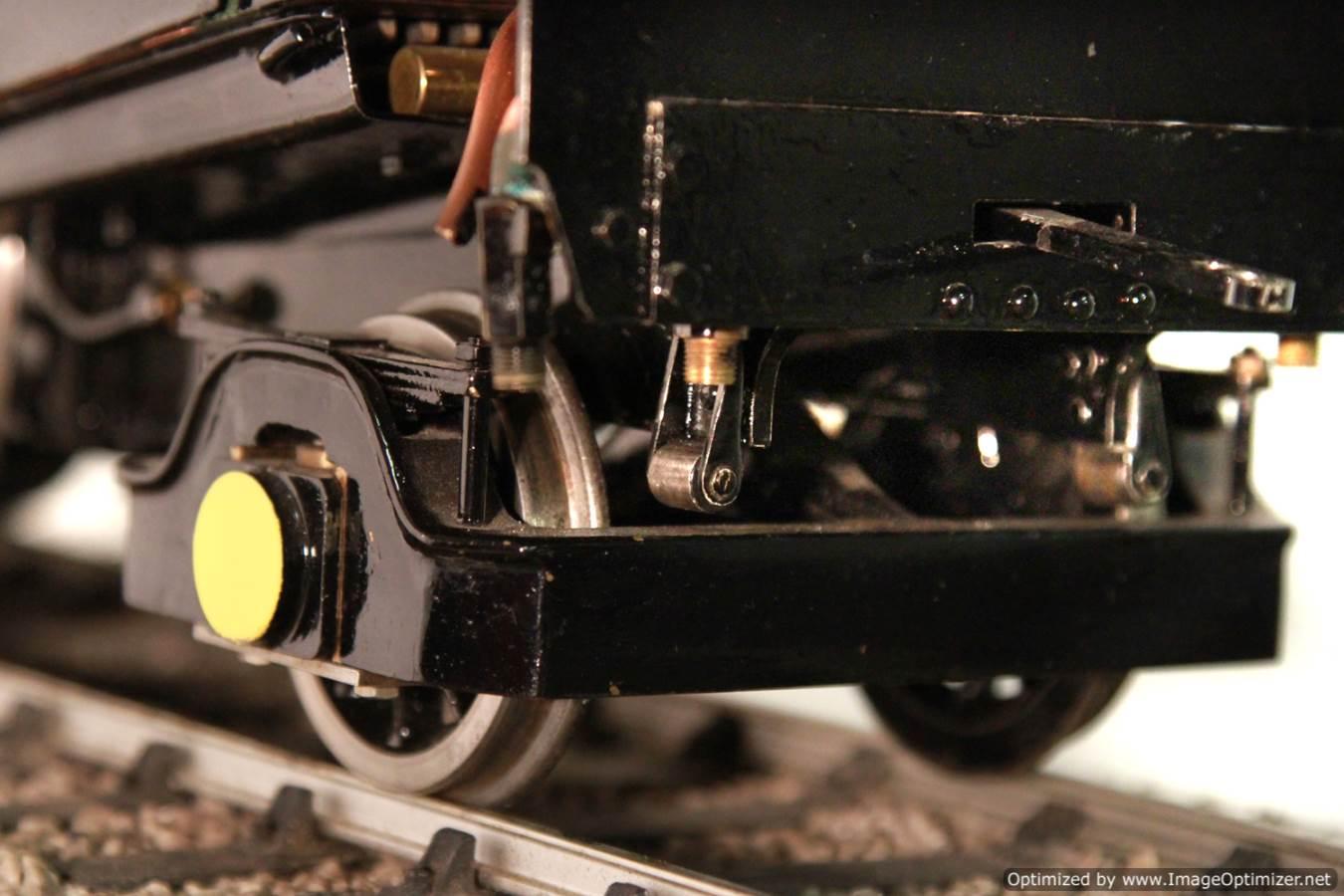 test BR Britannia live steam locomotive for sale 26 Optimized