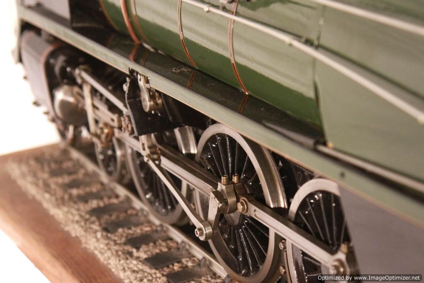 test BR Britannia live steam locomotive for sale 28 Optimized
