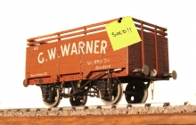 test 3 1/4″ 6 Plank wagon