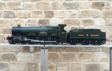 test 5″ GWR Saint