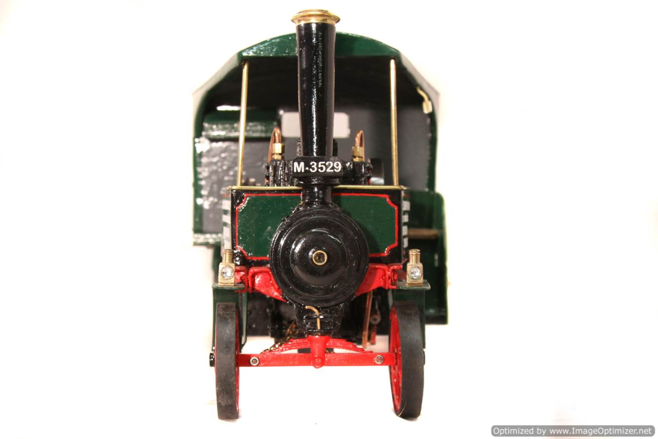 test 1 inch Foden Lorry Live Steam Locomotive for sale 22 Optimized