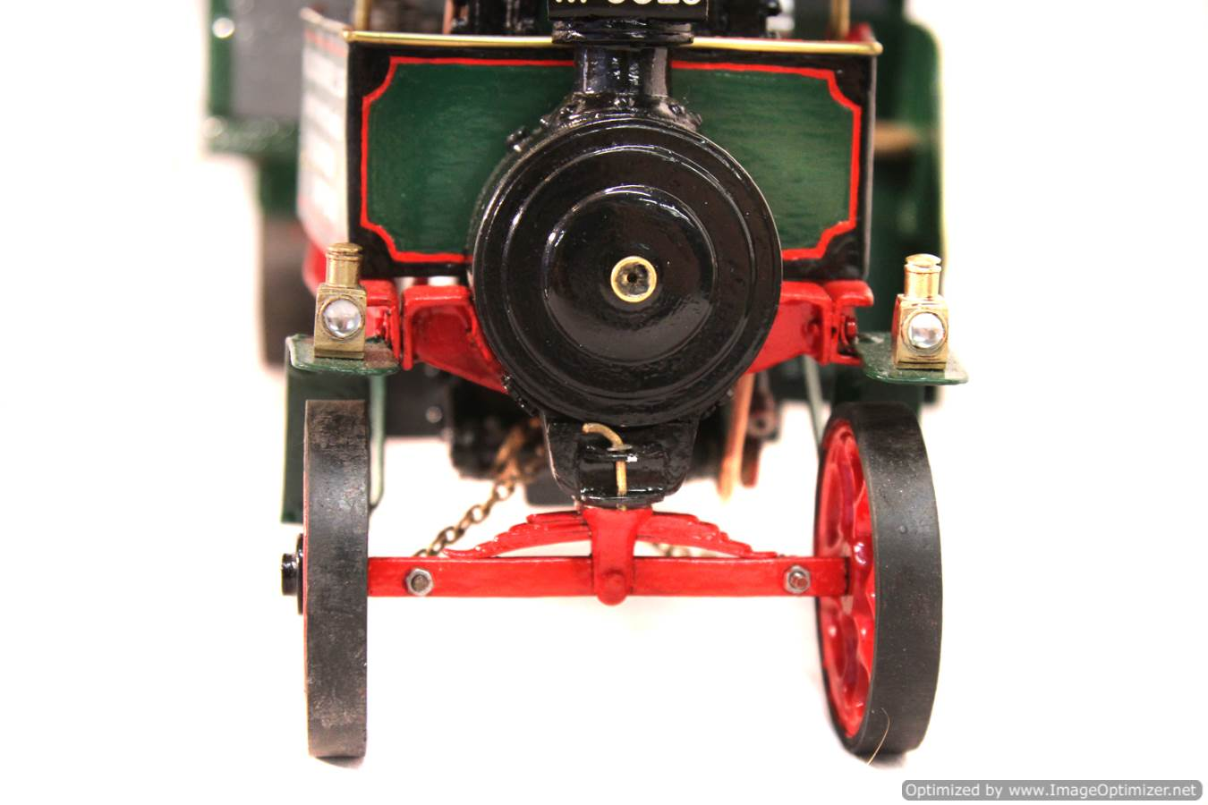 test 1 inch Foden Lorry Live Steam Locomotive for sale 24 Optimized