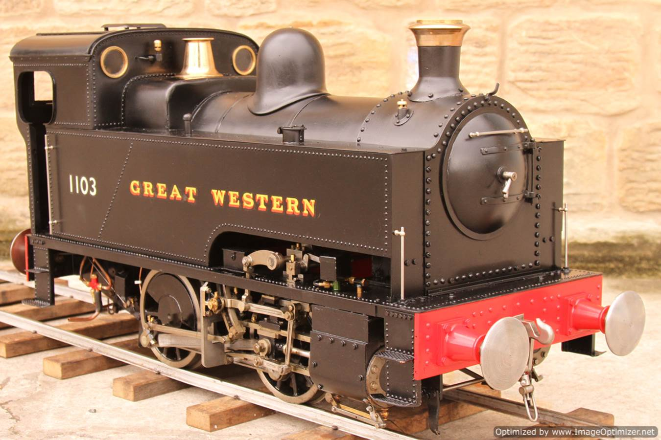 Steam Workshop | 7 1/4″ GWR 11xx