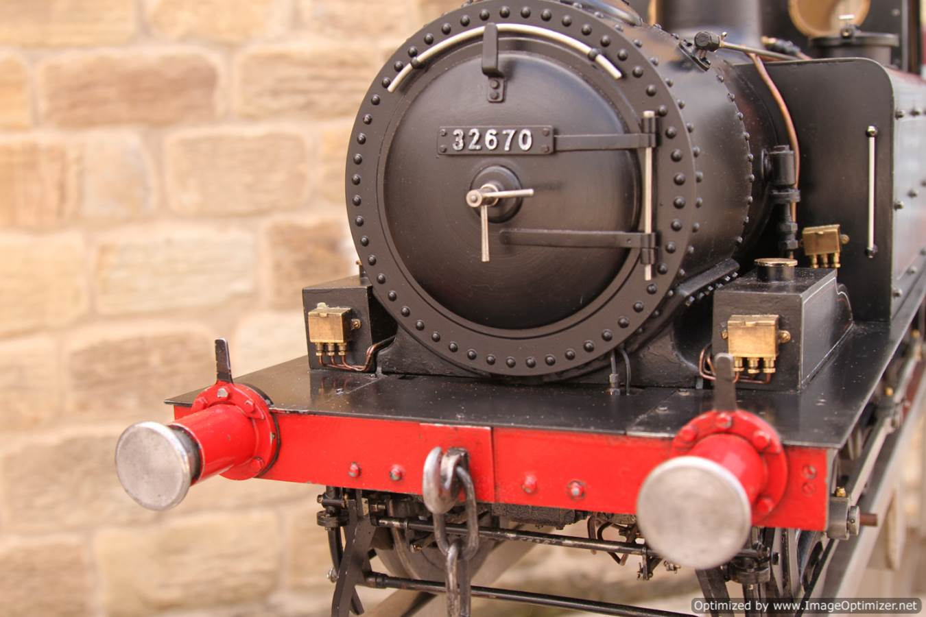 test Live Steam Terrier locomotive for sale 12 Optimized