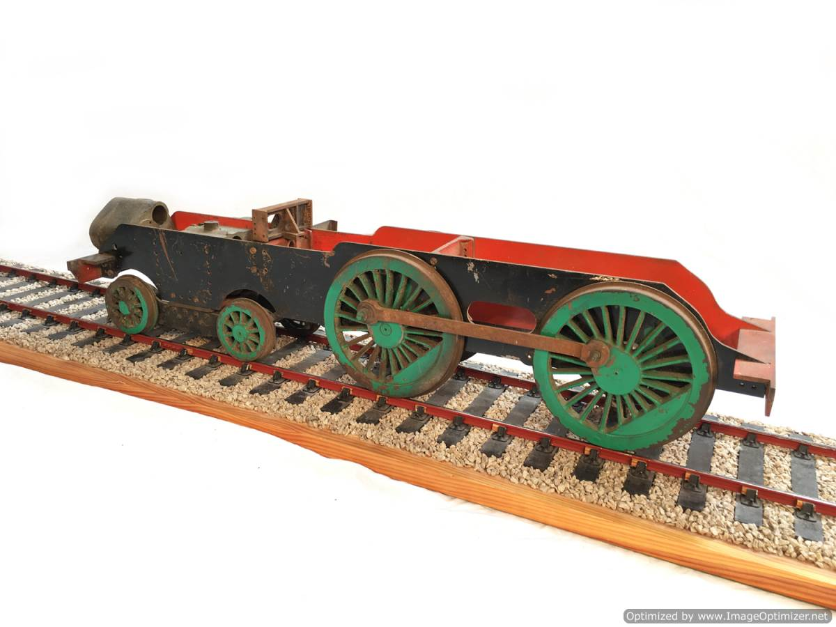 test 3 gauge SR Schools Class engine live steam model for sale 01-Optimized