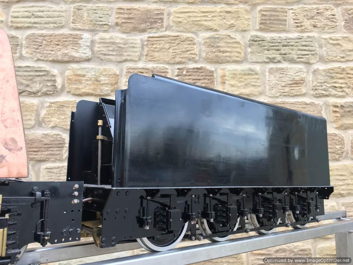 test 5 gauge LNER A3 Flying Scotsman live steam for sale 15-Optimized