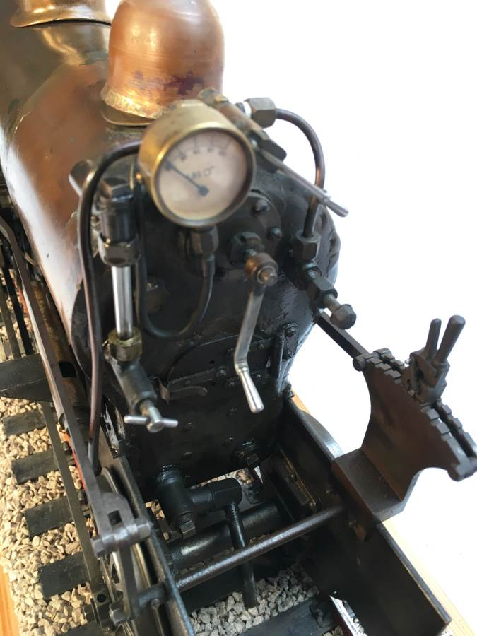 test LBSC PV Baker miniature steam loco for sale 05-Optimized