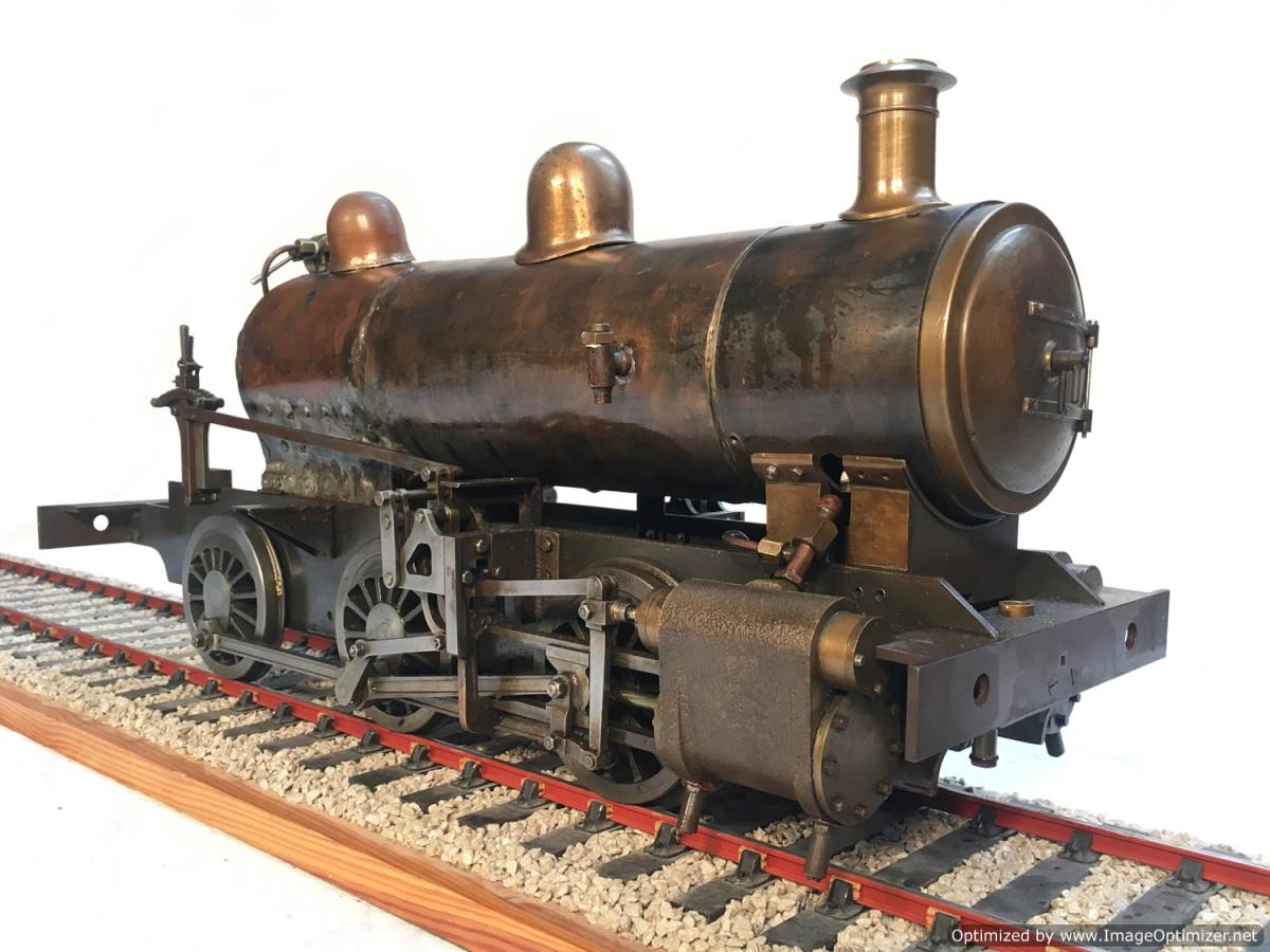 test LBSC PV Baker miniature steam loco for sale 08-Optimized