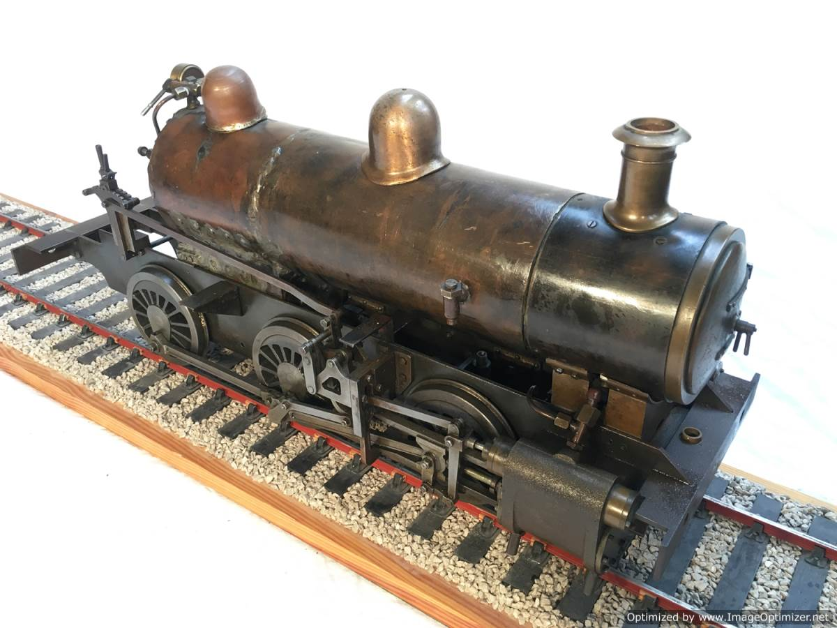 test LBSC PV Baker miniature steam loco for sale 09-Optimized