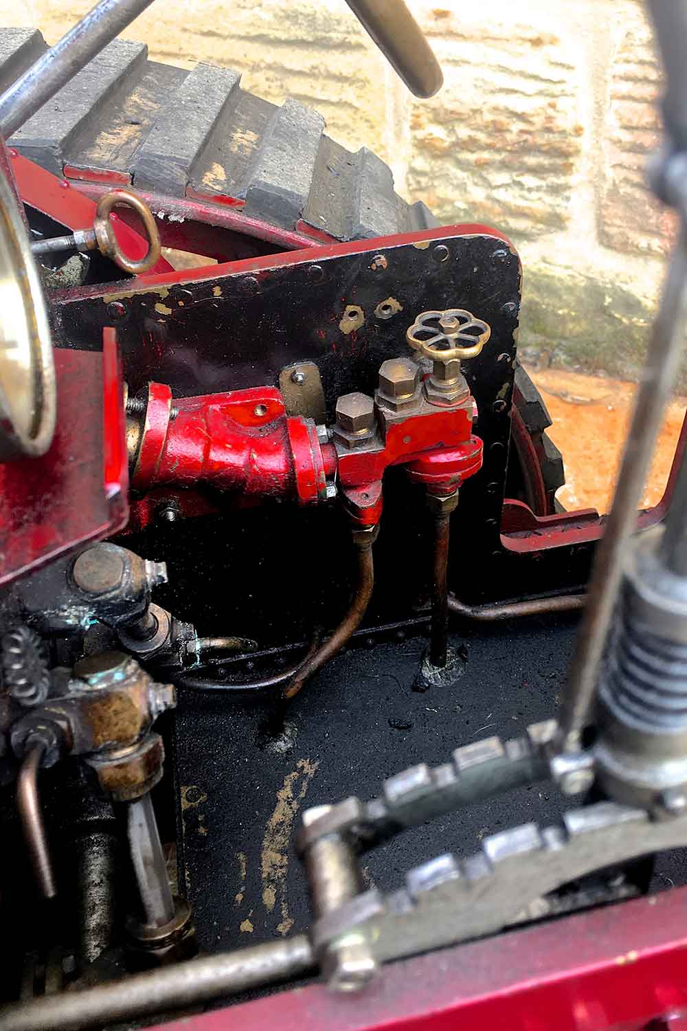 test Marshall-Traction-Engine-3-inch-scale-live-steam-for-sale-23