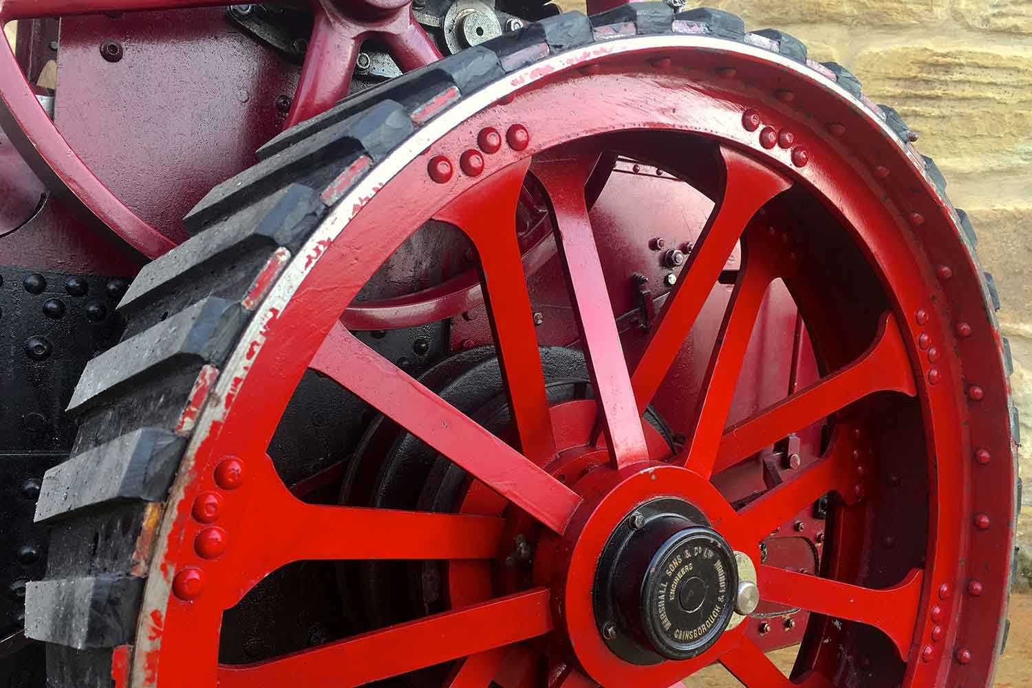 test Marshall-Traction-Engine-3-inch-scale-live-steam-for-sale-25