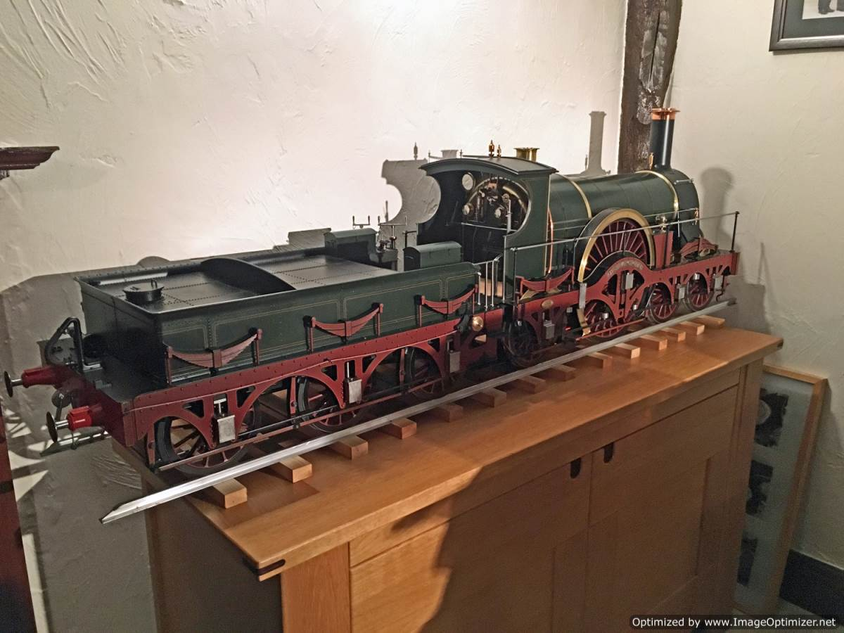 test 10 and a quarter GWR Rover Class (1)