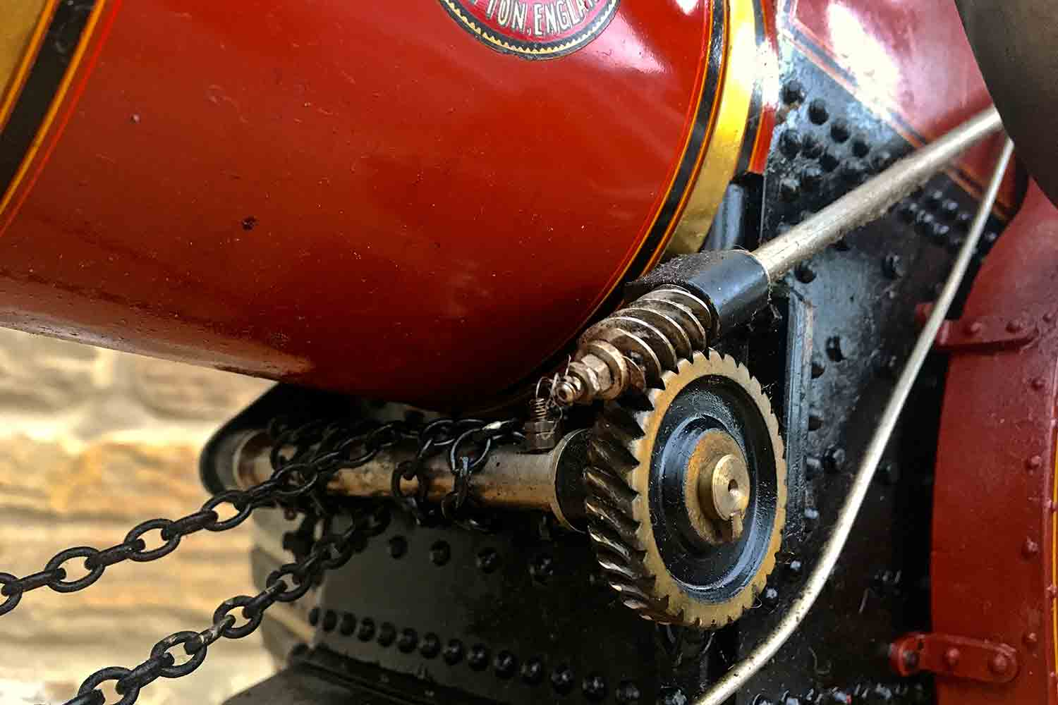 test Alchin-Traction-Engine-Royal-Chester-live-steam-model-for-sale-14