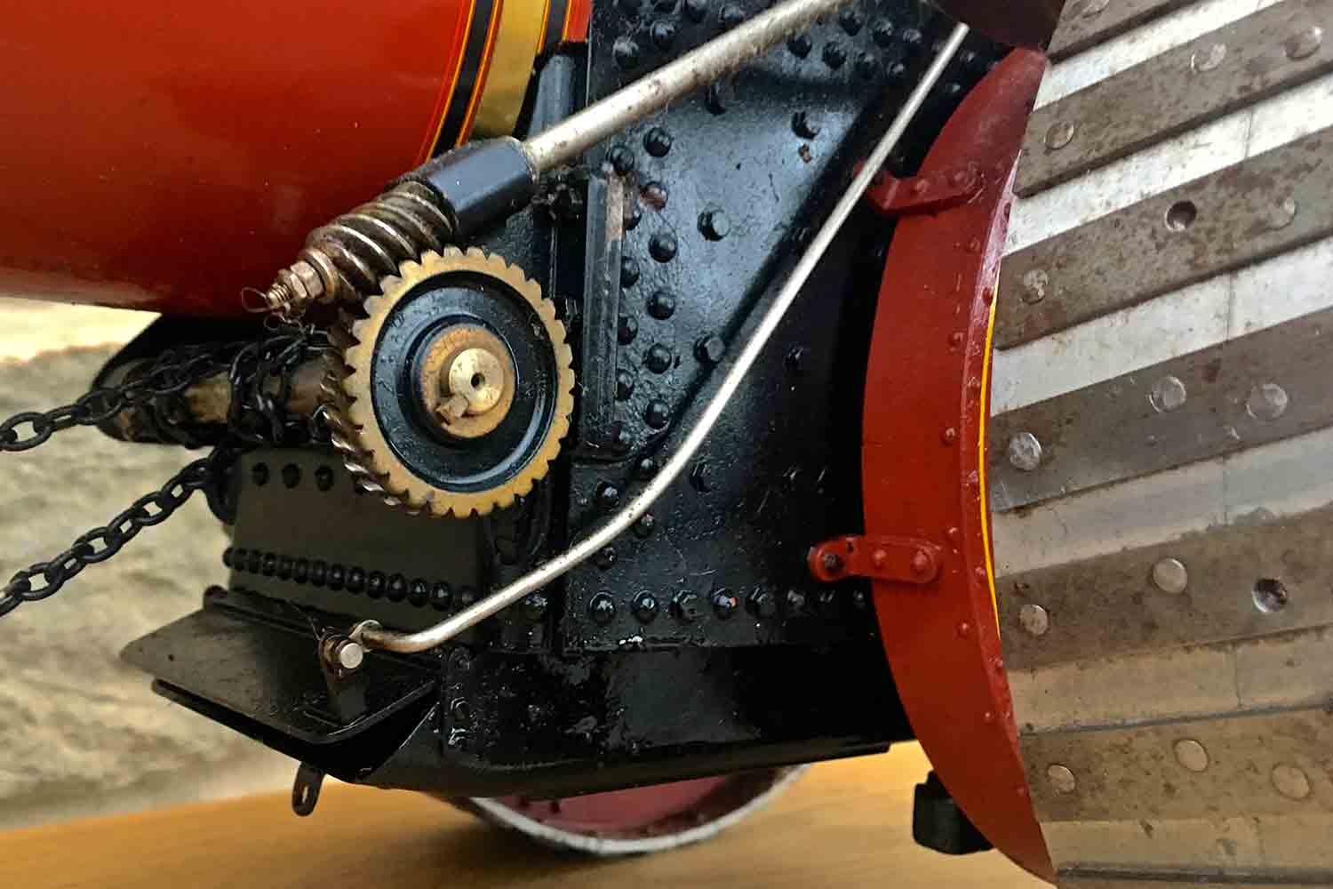 test Alchin-Traction-Engine-Royal-Chester-live-steam-model-for-sale-23