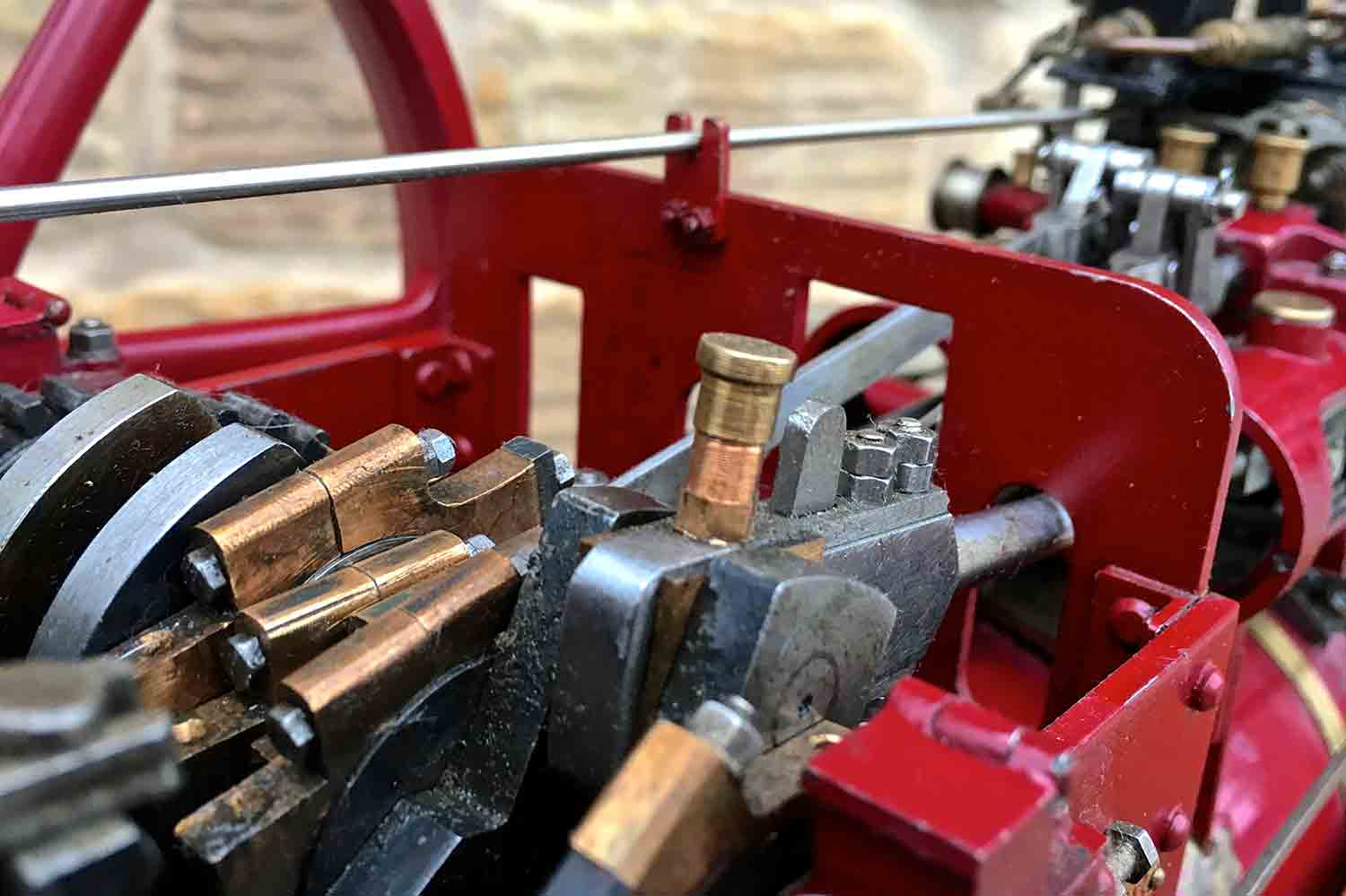 test Royal-Chester-Alchin-DCC-traction-engine-live-steam-for-sale-15