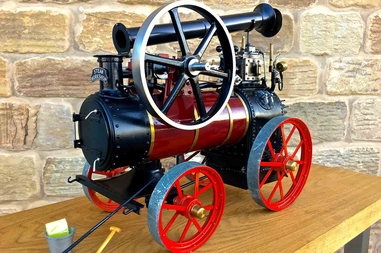 test Marshall-Portable-Traction-Engine-Live-Steam-model-for-sale-01