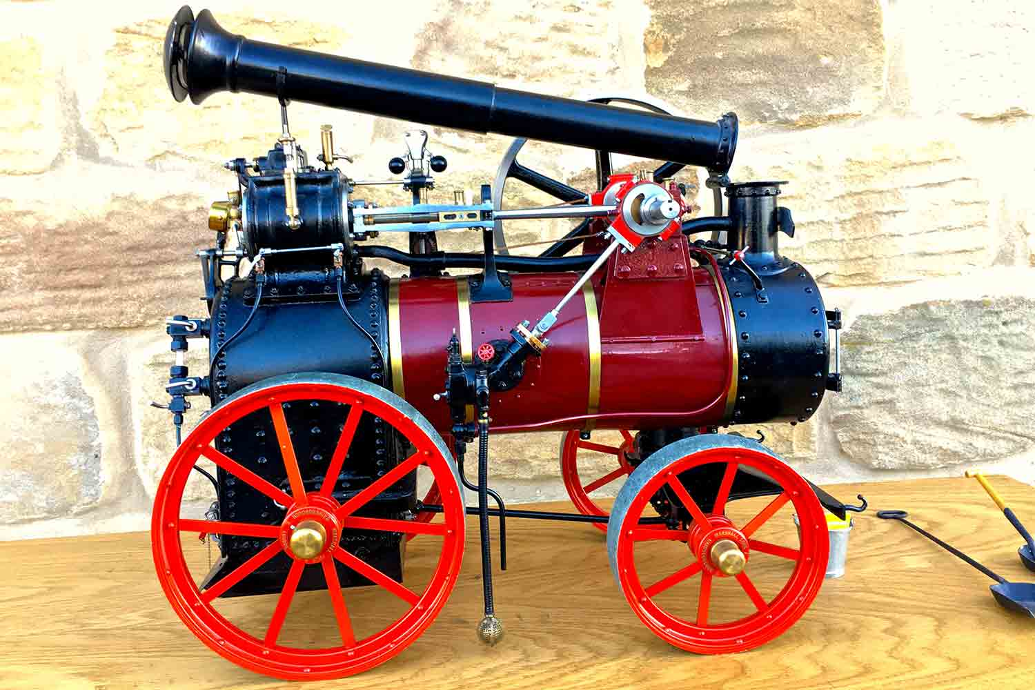 test Marshall-Portable-Traction-Engine-Live-Steam-model-for-sale-02