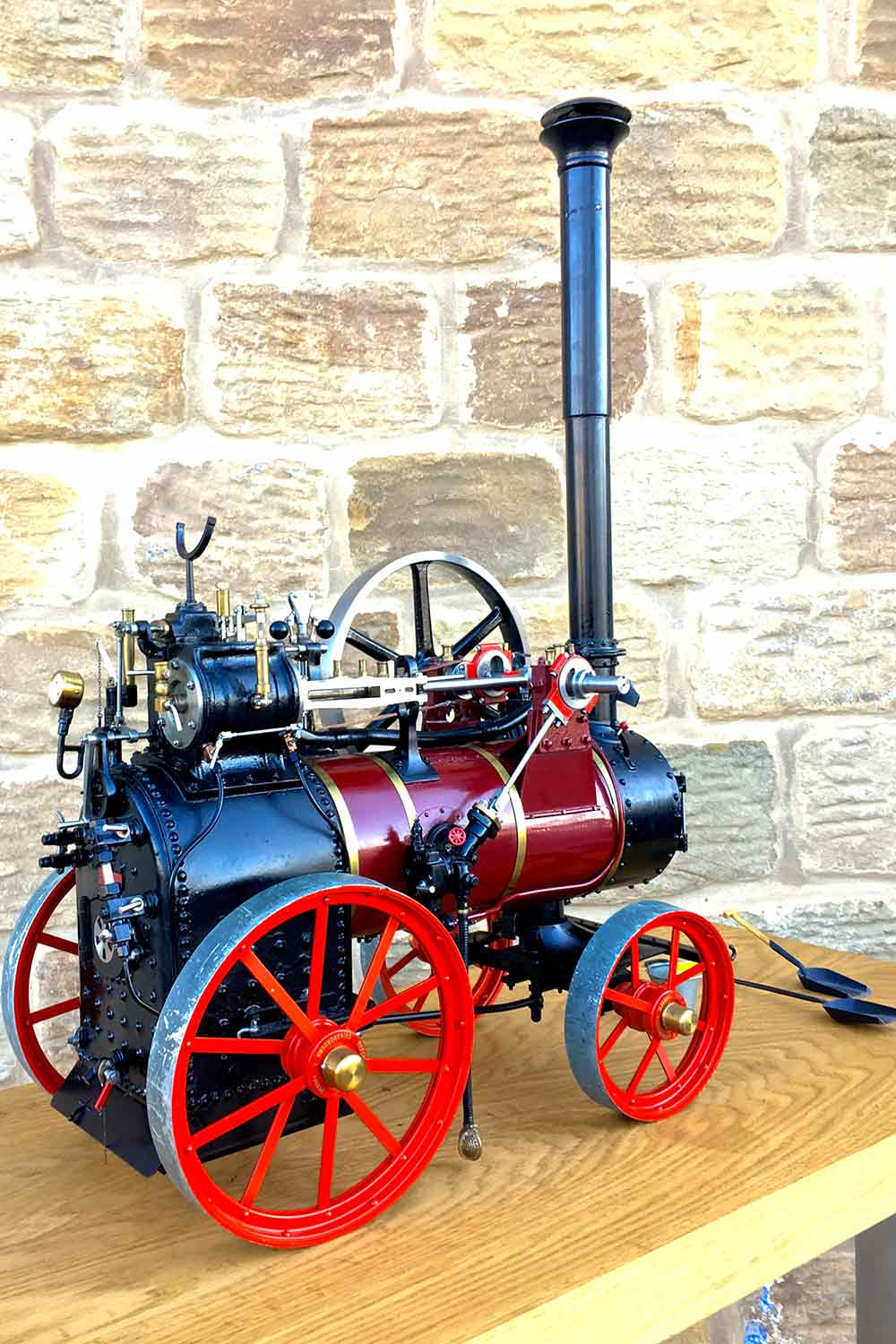 test Marshall-Portable-Traction-Engine-Live-Steam-model-for-sale-03